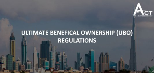 Ultimate Beneficial Ownership (UBO